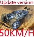 Tamaño grande!! 4CH Unidad 4WD RC Truck Alta Velocidad Tierra Buster Deriva RC Camión de Control Remoto Super Power Off-Road Del Vehículo
