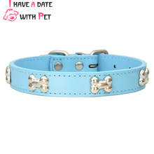 16 Colors Personalized Dog Collar Lead Pink Blue Puppy Big Dog Seat Belt Pet Intimate Goods Personalized Strap Dog Accessories blue dog