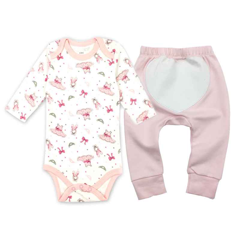Long Sleeves Baby Romper Soft Cotton Fashion Baby Clothes Cartoon Printed Newborn Baby Boys Girls Clothes 1 Year Birthday Baby