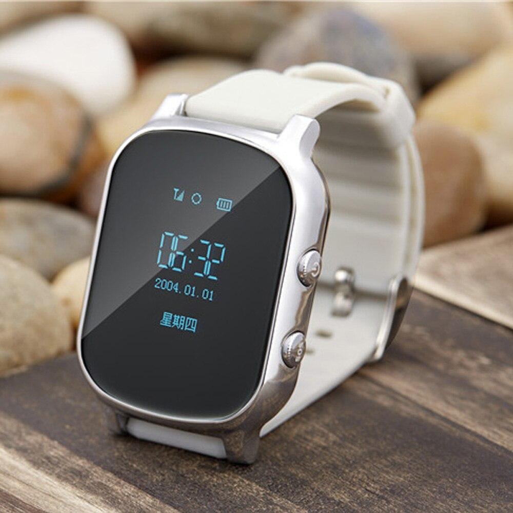 Cute Spy Watch Child Gps Tracker Watch For Kids Smart -4623