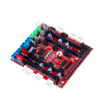 3D printer Expansion board RAMPS-FD shield 3D print Ramps 1.4 Control board 32bit CortexM3 ARM Ramps1.4 Improved version