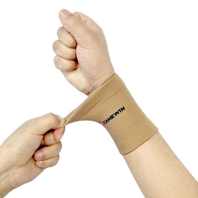 Elastic Wristbands for Sports and Fitness