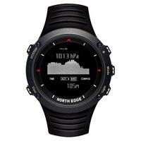 BORDA DO NORTE Homens Esportes Relógio Digital Altímetro Bússola Termômetro Barômetro Previsão do tempo Relógios Correndo Escalada Relógio de Pulso