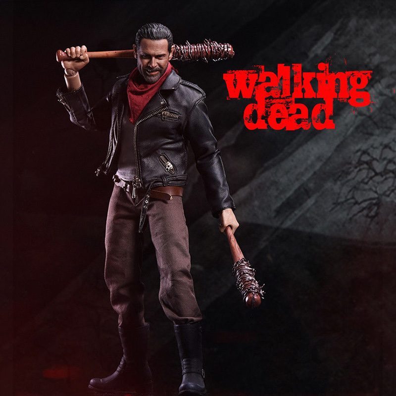 1/6 Scale Figure Movie 1/6 The Walking Dead Negan Full Set Action Figure 1 6 scale figure movie wonder woman amazons amtoys 1 6 warrior collection full set action figure