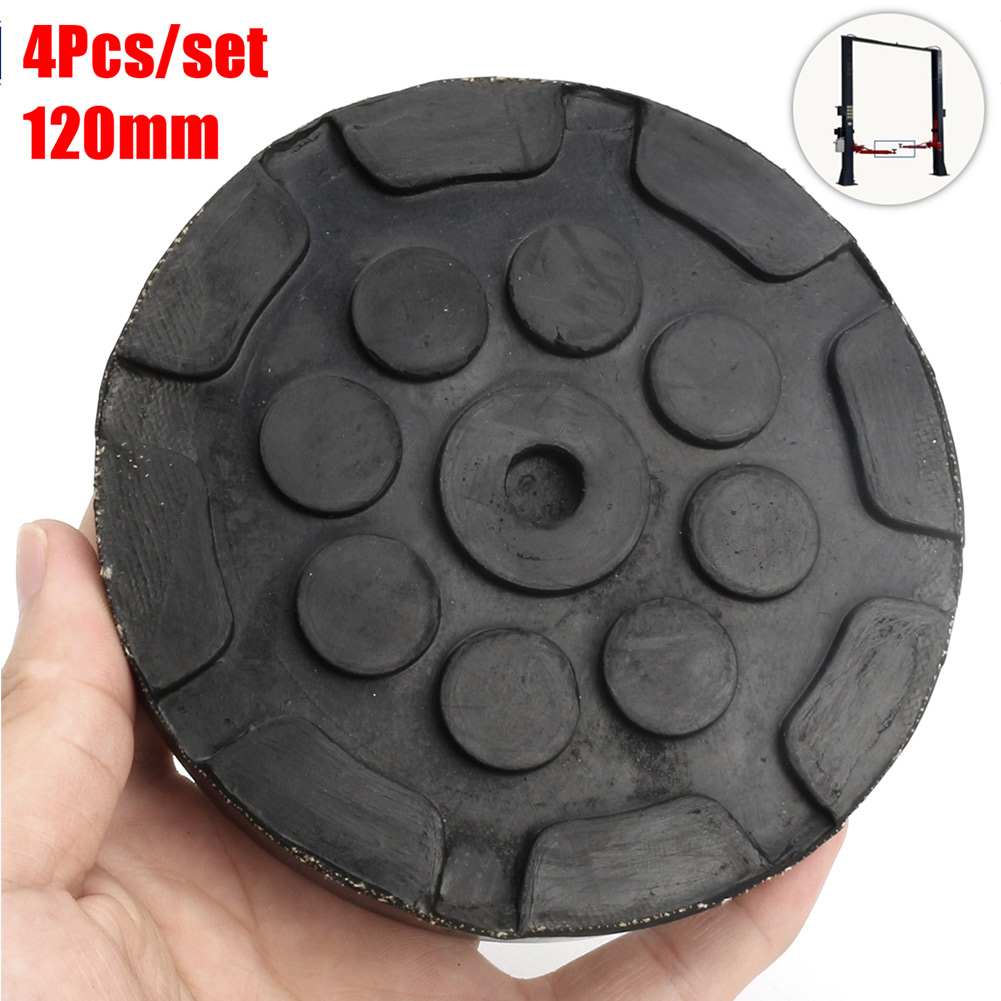 Competent 4pcs/set Round Soft Rubber Arm Pads For Car Auto Lift Truck Hoist Bb55 Sophisticated Technologies Fitness & Body Building