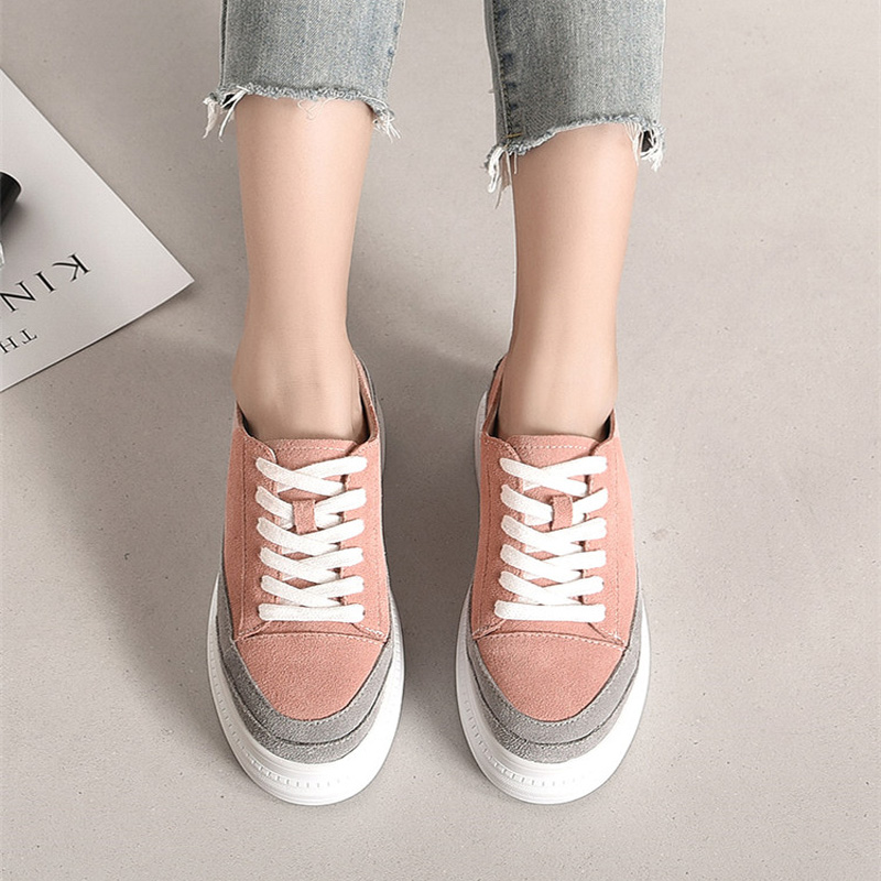 Women falts shoes fashion casual ankle zapatos mujer tacon de hombre women shoe