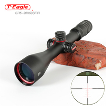 Teagle Tactical ER 5-20×50 SFIR Scope Lateral adjustment Hunting Riflescope Optical Sights Side Focusing Rifle Sniper Gear