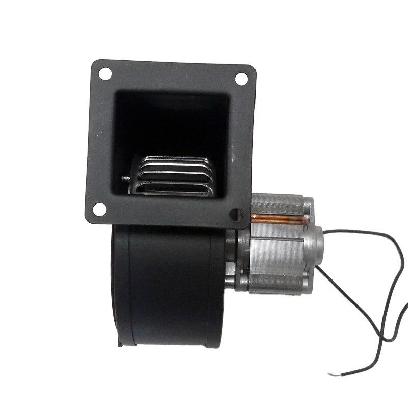 sirocco do fã de cyz100 com motor de fio de cobre 220 v