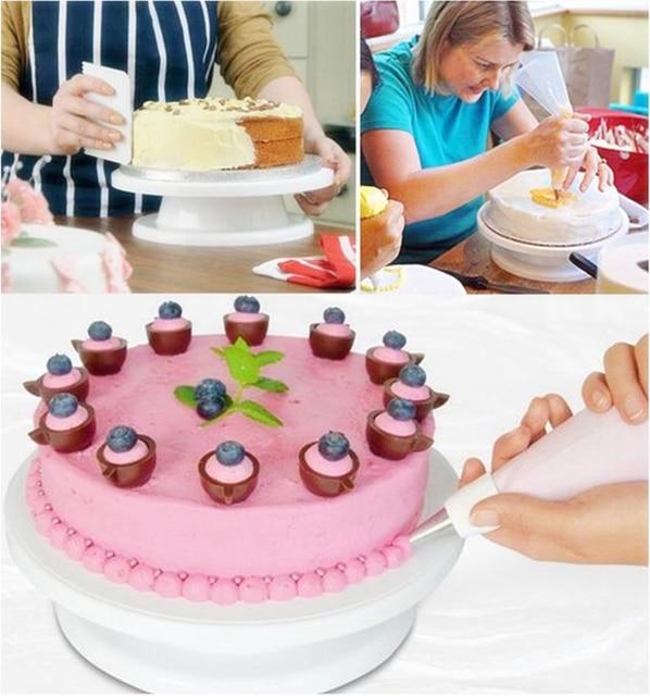 Kuchen Basis Rotierenden Hochzeit Geburtstag Kuchen Platte