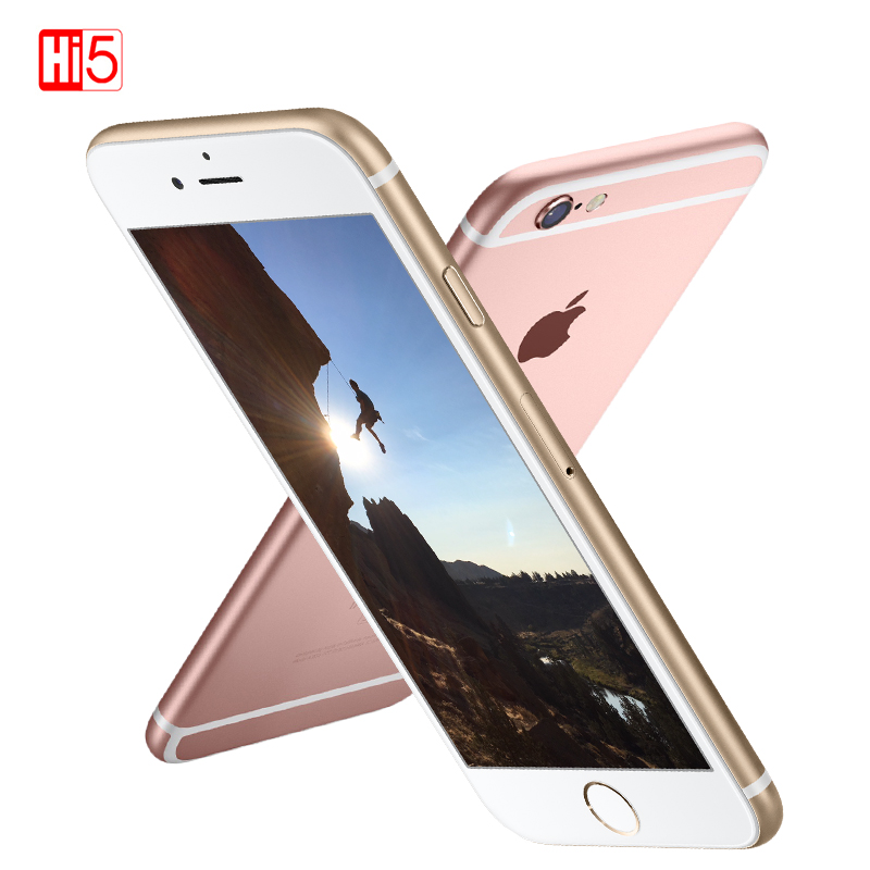 "Unlocked Original Apple iPhone 6S plus 16G/64G/128G ROM 5.5"" 12.0MP Camera iOS LTE Mobile Phone IOS Dual core Fingerprint 6SPLUS|Cellphones| - AliExpress"