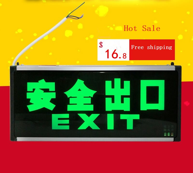 Plug-in electricity style Corridor fire emergency light LED safety export indicator sign vacuation passageway marker light plug in electricity style corridor fire emergency light led safety export indicator sign vacuation passageway marker light
