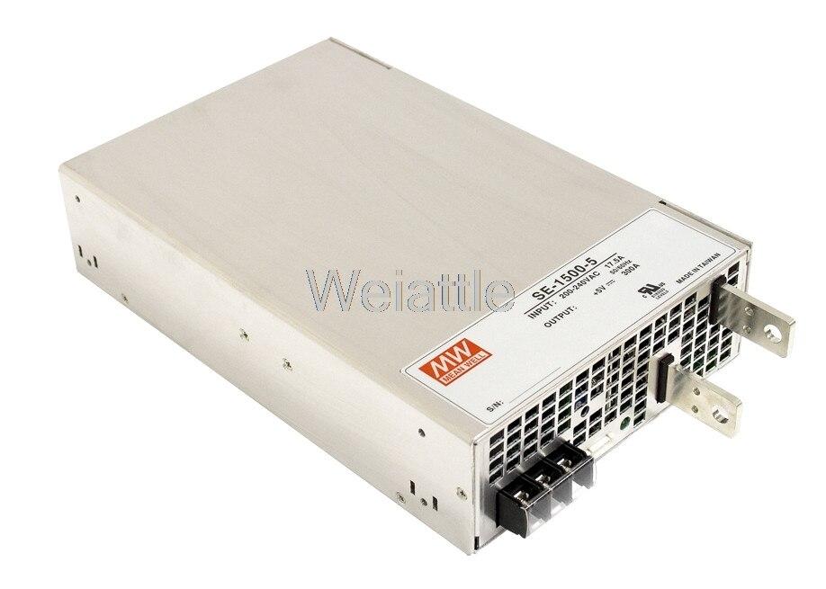 MEAN WELL original SE-1500-15 15V 100A meanwell SE-1500 15V 1500W Single Output Power SupplyMEAN WELL original SE-1500-15 15V 100A meanwell SE-1500 15V 1500W Single Output Power Supply