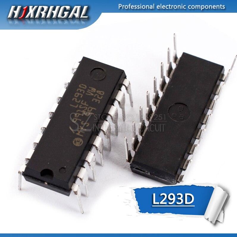 5 шт. L293D DIP16 L293 DIP