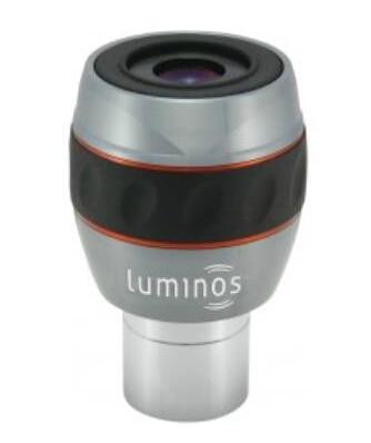 Celestron 93431 Luminos 10mm oculaire 82 grand angle 10mm oculaire grand champ astronomique accessoires pour télescopes 93431