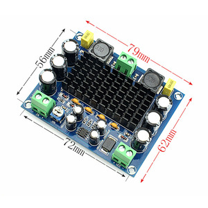 Image 4 - AIYIMA 150W TPA3116D2 Power Amplifier Board Amplificador Mono TPA3116 Digital Audio Amplifier Module DC12 26V Home Theater