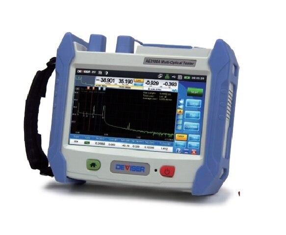 DEVISER AE3100A Optic Fiber OTDR Tester 13101550nm 3028dB