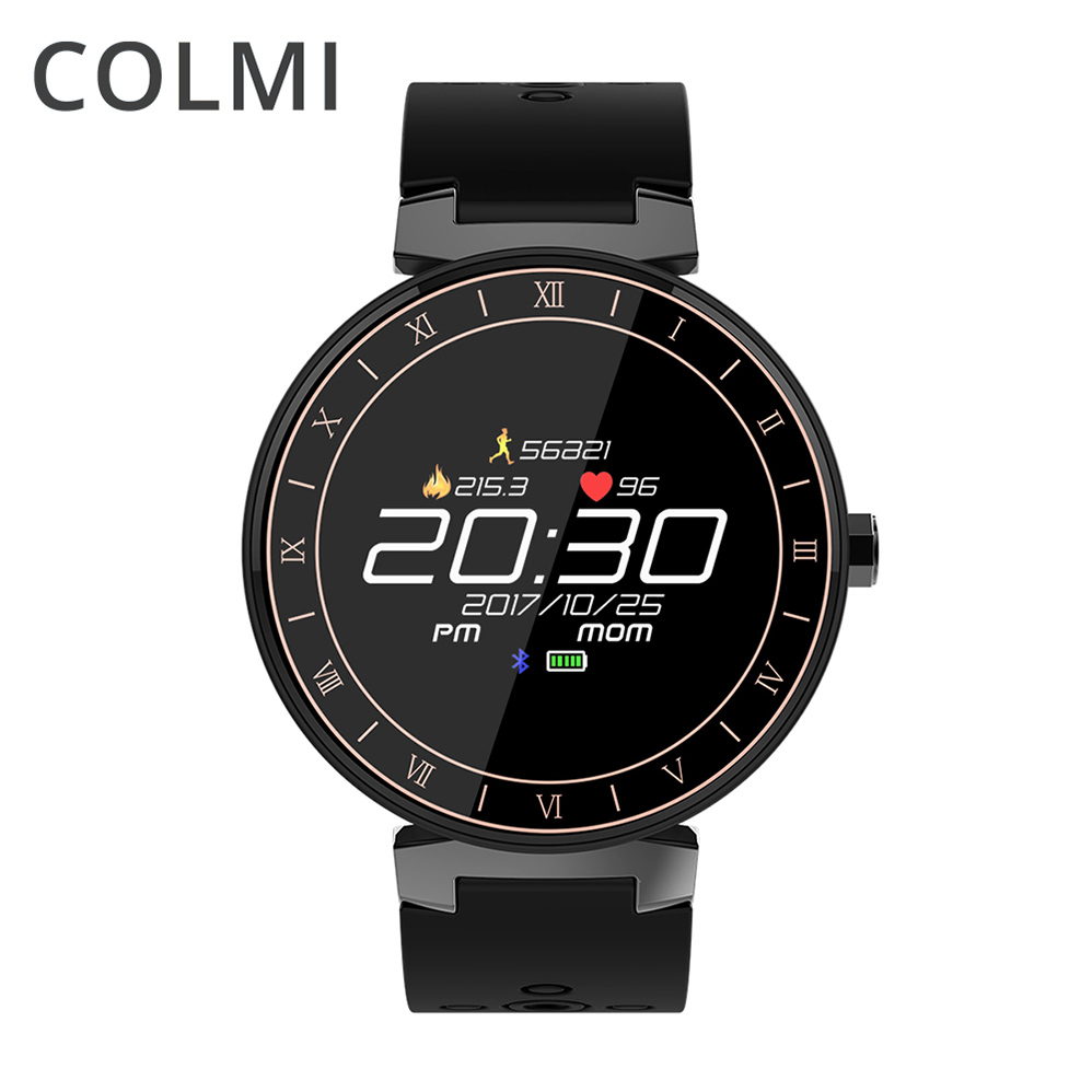 COLMI Smart Watch L8 Blood Oxygen Blood Pressure Heart Rate Monitor Waterproof Smart Bracelet Fitness Tracker BRIM Smartwatch oxygen fitness 720