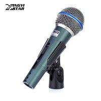 BT58A Professional Switch Vocal Handheld Dynamic Microphone For BETA58A BETA 58A 58 Audio Mixer Karaoke Mic DJ PC Studio Youtube