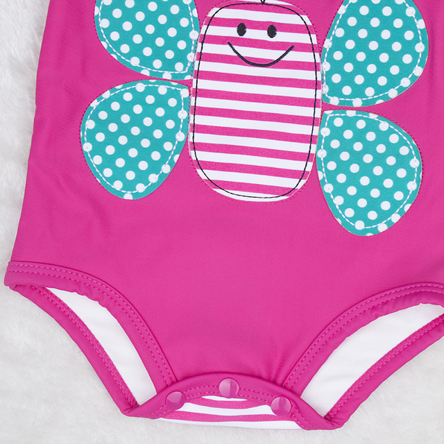 Baby Swimsuit New 2019 dzieci stroje kąpielowe Baby Girls Swimsuit dzieci stroje kąpielowe Kids one piece Beachwear G1-SW613