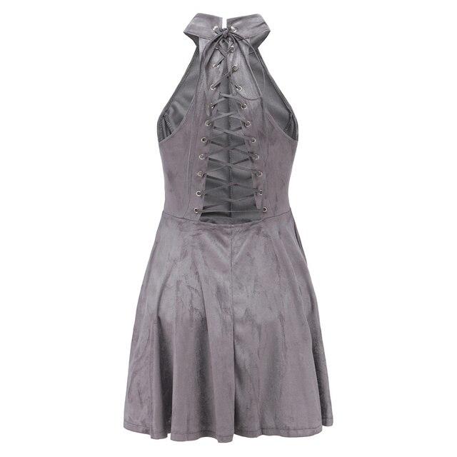 Robes De Mode De Style d'été Sexy Bandage Moulante Dos Nu Robes Femmes A-ligne Solide Sans Manches Évider Halter Robes de Soirée