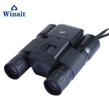 "Big sale Winait newest 12*32 digital binocular camera / 12mp digital telescope camera with 2.0"" TFT displaya free shipping"