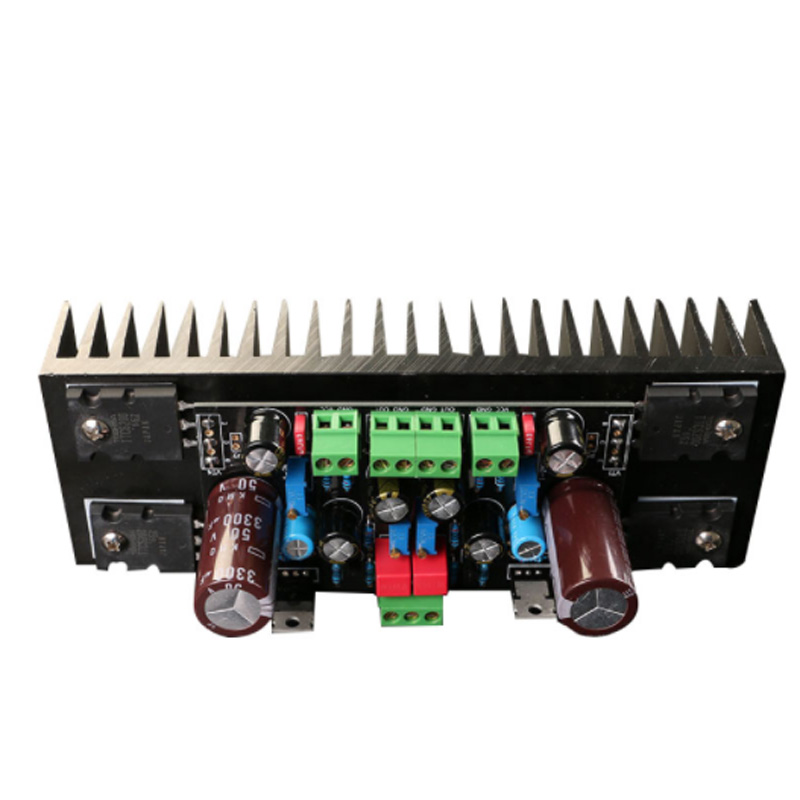 US $19 73 31% OFF|1969 amplifier DC12 25V 20W ClassA Amplifier Hood  Immersion Gold Circuit Amplifiers Audio Board DIY KITS Without Radiator G5  014-in