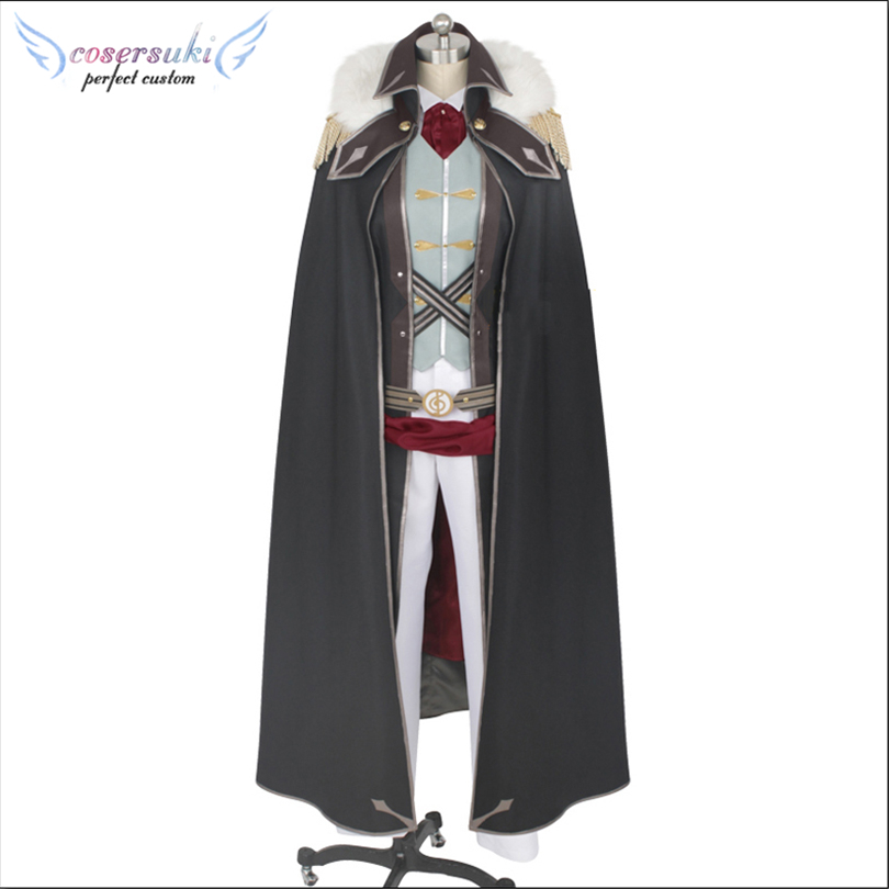 IDOLiSH TRIGGER DAYBREAK INTERLUDE Yaotome Gaku Cosplay Costumes Stage Performence Clothes , Perfect Custom for You !-in Anime Costumes from Novelty & Special Use    1