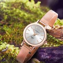 Retro Casual Diamond Pattern Watch Women Simple Exquisite Quartz Classic Luxury Gold Mesh Strap WristWatch Relogio Feminino