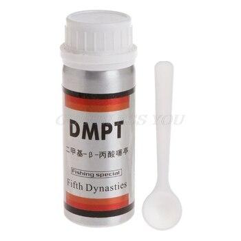 1 flasche 60g Additiv Pulver Karpfen Attraktive Geruch Locken Tackle Lebensmittel 60g DMPT Zubehör