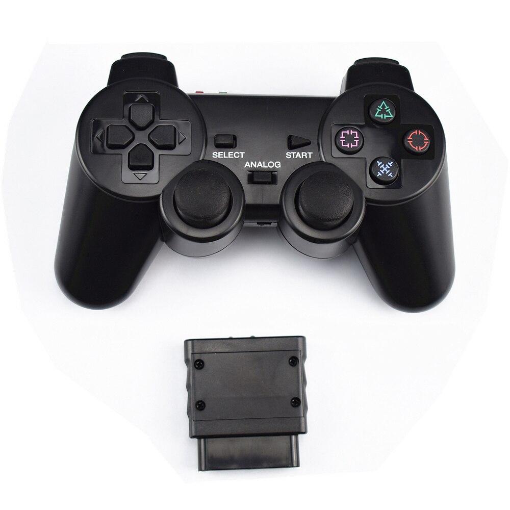 2.4G Sans Fil jeu gamepad joystick pour PS2 contrôleur Sony playstation 2 console dualshock jeu joypad pour PS 2 jouer station