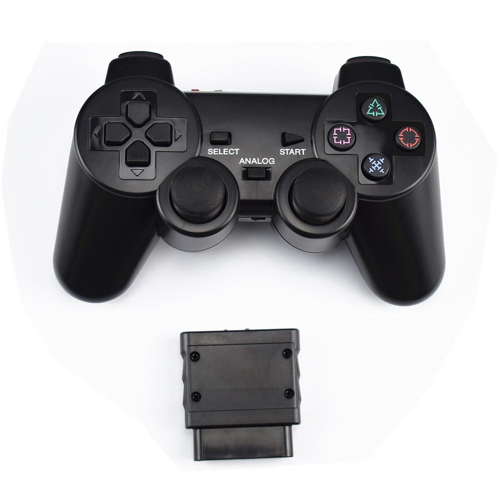 2,4g Wireless game gamepad joystick für PS2 controller Sony playstation 2 konsole dualshock gaming joypad für PS 2 spielen station