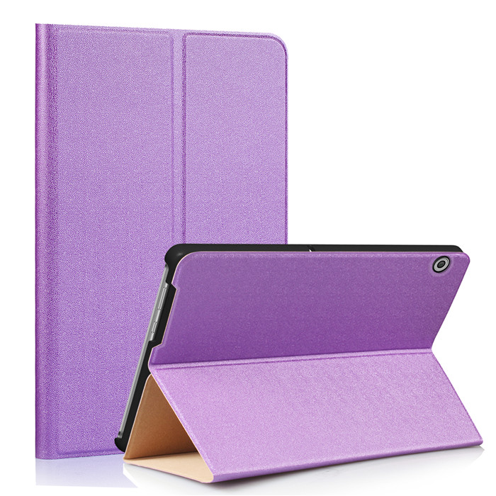 100Pcs PU Leather Stand Cover Case For Huawei Mediapad T3 10 AGS-L09 AGS-L03 Tablet 9.6