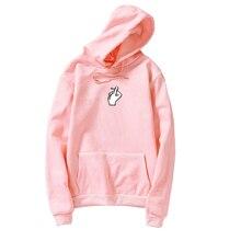 BTS Hoodies Sweatshirts Guesture Kpop Men Pullover Harajuku Printed Funny Moletom Loose