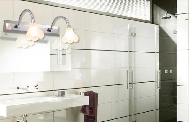 Led Leeslamp Slaapkamer : Colorpai moderne w led wandlamp interieur toilet badkamer