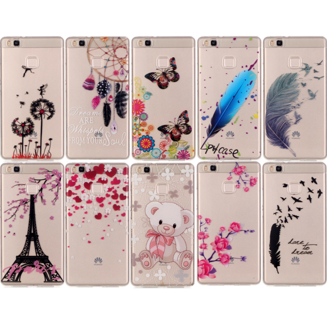 coque silicone huawei p9 lite 2016