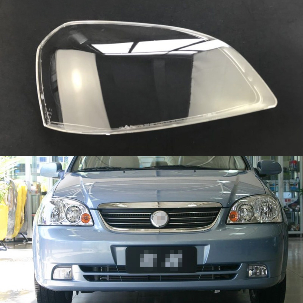 For Buick Excelle 2002 2003 2004 2005 2006 2007 Car Headlight Headlamp Clear Lens Auto Shell