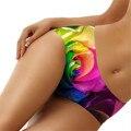 Bragas de látex venta caliente 2017 mujeres atractivas seamless underwear t bragas 3D Rosa Tanga de Las Mujeres Breve Calcinha Lingerie Tanga tanga