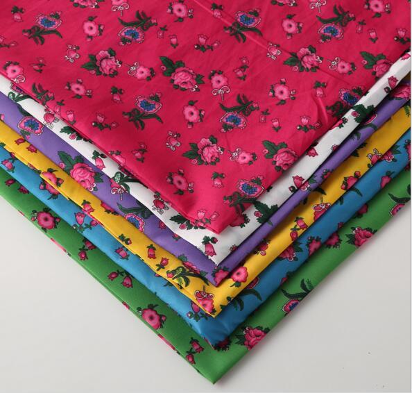 148*100 cm Árabe flor de Poliéster para Niños Tejido ropa de Cama textil para el
