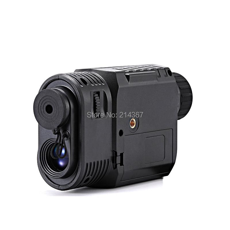 200m Range Digital Infrared Night Vision Scope Cameras With 3 Level IR NV150 Mini Size Night Vision Optics For Night Hunting