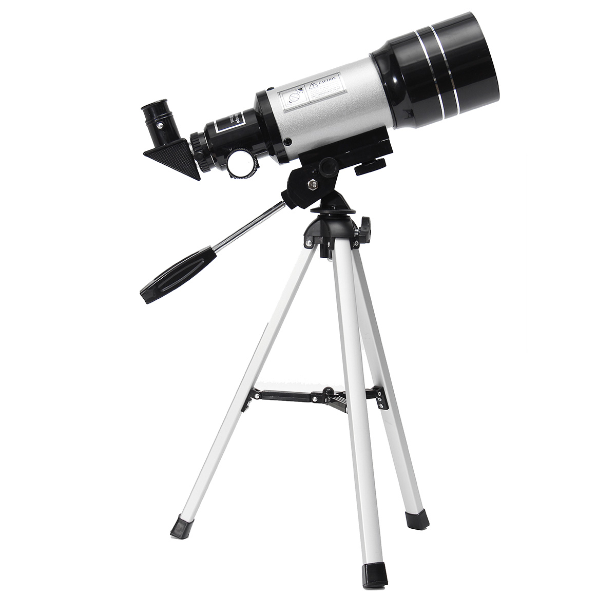 Outdoor HD Monocular Space Astronomical Telescope With Portable Aluminum Tripod Adjustable lever TeleConverter bosma 80 900 astronomical telescope monocular equatorial refractive fully coated telescope with portable tripod w2358b