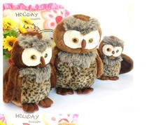 big lovely owl doll plush simulation owl toy doll birthday gift about 35cm