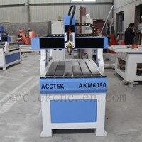 pvc, acrylic, plastic, aluminum, copper mini milling machine 0609 advertising cnc router/3d 4d cnc engraver