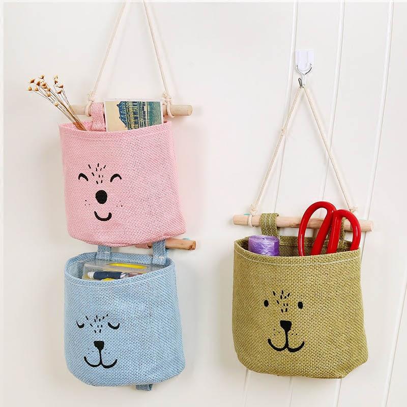 Cute Animal Collapsible Toy Storage Organizer Folding: Aliexpress.com : Buy Cute Animal Hanging Organizer Bag
