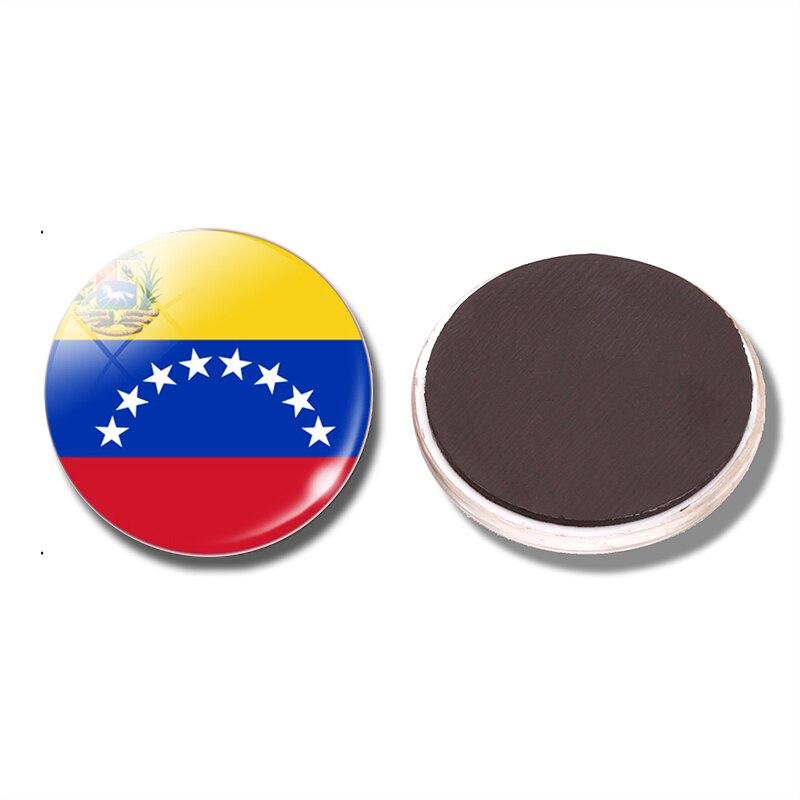 боливарианской республики венесуэла флаг 30 мм