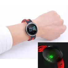 2019 новые IP68 Водонепроницаемые женские часы Relogio Android Смарт часы для женщин и мужчин часы умные напоминания спортивные часы сердечного ритма шаг