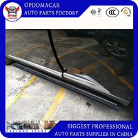 High quality aluminium alloy Automatic scaling Electric pedal side step running board for RAV4 2014 2015 2016 2017