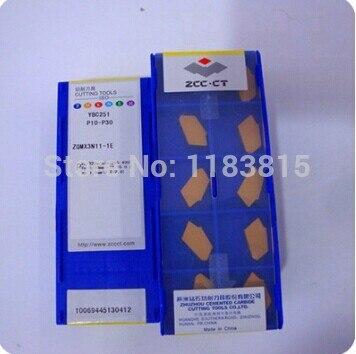 Cortador de Torneamento Inserções de Carboneto para Spb26 Compras Livres Caixa Zqmx 4n11-1e Ybc251 Carboneto Cimentado Ferramentas 32-4 10 Pçs –