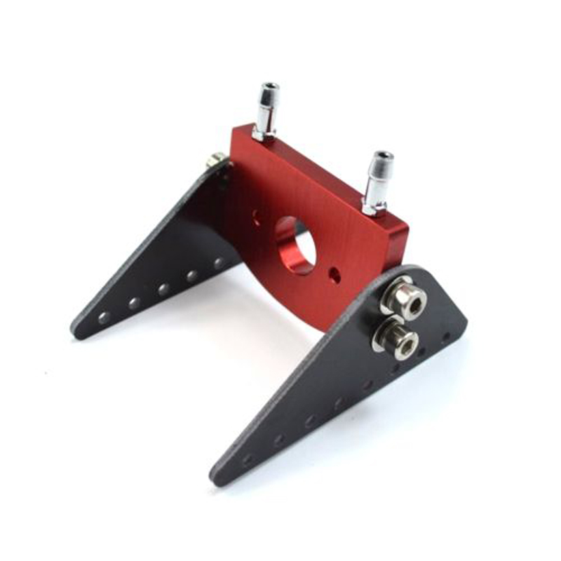 DIY Accessories 540/550 Motor Mount CNC Water Cooling Motor Bracket Motor Seat for RC Bait Boat Speedboat Spare Parts
