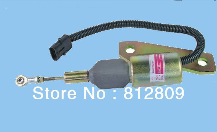 3991624 Fuel Shutdown Solenoid Valve SA-4959-12 for 6BT 5.9L I Excavator + free fast shipping by TNT,DHL,UPS flameout solenoid valve 3991168 fit r130 excavator fast free shipping by dhl fedex