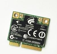 SSEA Atacado para Atheros AR5B95H AR9285 802.11B/G/N Sem Fio Wi-fi Metade Mini PCI-E Card para HP G42 CQ42 G62 CQ62 605560-005